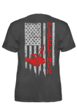 American Pipeliner Flag Shirt! - Pipeline Proud - 8