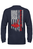 American Pipeliner Flag Shirt! - Pipeline Proud - 18