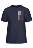 American Pipeliner Flag Shirt! - Pipeline Proud - 12