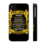 Pipeliner Prayer Phone Cases - iPhone 4/4S/5/5C/5S/6/6S/6+/6S+ AND Samsung Galaxy S6/S5 - Pipeline Proud - 8