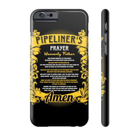 Pipeliner Prayer Phone Cases - iPhone 4/4S/5/5C/5S/6/6S/6+/6S+ AND Samsung Galaxy S6/S5 - Pipeline Proud - 2