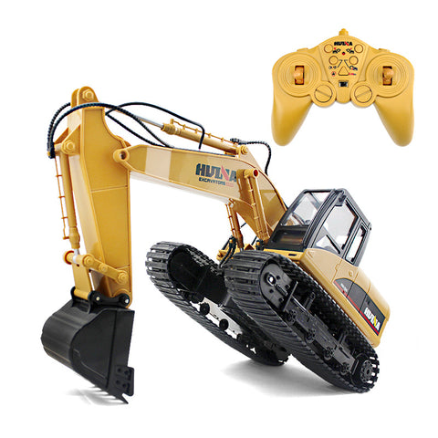 1/12 RC Excavator Toy With Charging Battery
