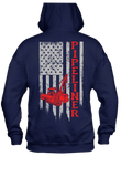 American Pipeliner Flag Shirt! - Pipeline Proud - 6