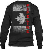 Canadian Pipeline Flag Shirt! - Pipeline Proud - 11