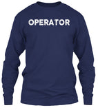 Operator - If Guns Are Outlawed Shirt! - Pipeline Proud - 14