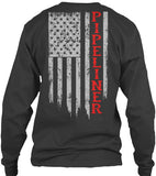 Pipeliner US Flag Shirt! - Pipeline Proud - 3