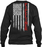 Pipeliner US Flag Shirt! - Pipeline Proud - 1