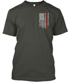 Pipeliner US Flag Shirt! - Pipeline Proud - 22