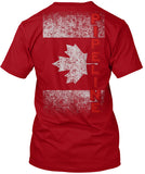 Canadian Pipeline Flag Shirt! - Pipeline Proud - 2