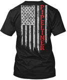 Pipeliner US Flag Shirt! - Pipeline Proud - 23