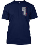 Pipeliner US Flag Shirt! - Pipeline Proud - 20