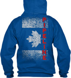 Canadian Pipeline Flag Shirt! - Pipeline Proud - 19