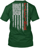 Pipeliner US Flag Shirt! - Pipeline Proud - 15