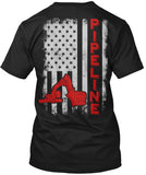 The Pipeline Strong Flag ! - Pipeline Proud - 19