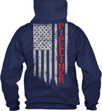 Pipeliner US Flag Shirt! - Pipeline Proud - 9