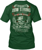 I am Strong - Pipeline Strong Shirt! - Pipeline Proud - 1