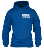 Family Faith Friends Flag Pipeline Shirt! - Pipeline Proud - 20