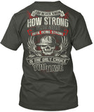 I am Strong - Pipeline Strong Shirt! - Pipeline Proud - 5