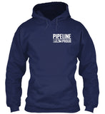 Family Faith Friends Flag Pipeline Shirt! - Pipeline Proud - 18