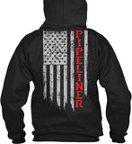 Pipeliner US Flag Shirt! - Pipeline Proud - 7