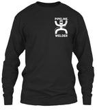 Hooey Pipeline Welder Shirt ! - Pipeline Proud - 12
