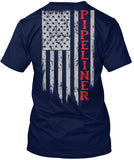 Pipeliner US Flag Shirt! - Pipeline Proud - 19
