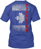 Canadian Pipeline Flag Shirt! - Pipeline Proud - 4