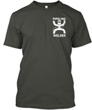 Hooey Pipeline Welder Shirt ! - Pipeline Proud - 8