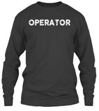 Operator - If Guns Are Outlawed Shirt! - Pipeline Proud - 12