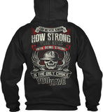 I am Strong - Pipeline Strong Shirt! - Pipeline Proud - 17