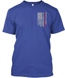 Pipeliner US Flag Shirt! - Pipeline Proud - 18