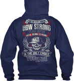 I am Strong - Pipeline Strong Shirt! - Pipeline Proud - 19