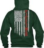 Pipeliner US Flag Shirt! - Pipeline Proud - 11