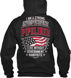 Strong Independant PIPELINER ! - Pipeline Proud - 7
