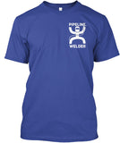 Hooey Pipeline Welder Shirt ! - Pipeline Proud - 4