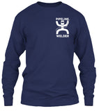 Hooey Pipeline Welder Shirt ! - Pipeline Proud - 14