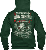 I am Strong - Pipeline Strong Shirt! - Pipeline Proud - 21