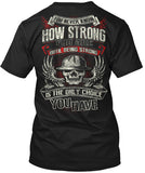 I am Strong - Pipeline Strong Shirt! - Pipeline Proud - 7