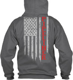 Pipeliner US Flag Shirt! - Pipeline Proud - 13
