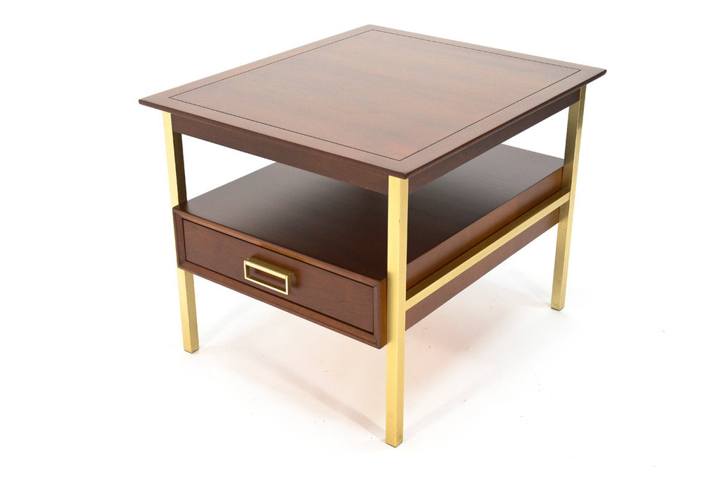 Drexel Sun Coast Side Table by Kipp Stweart