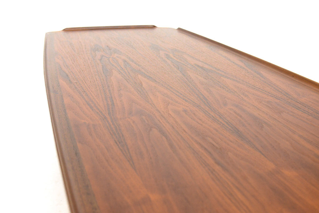 Walnut Coffee Table by Poul Jensen for Selig