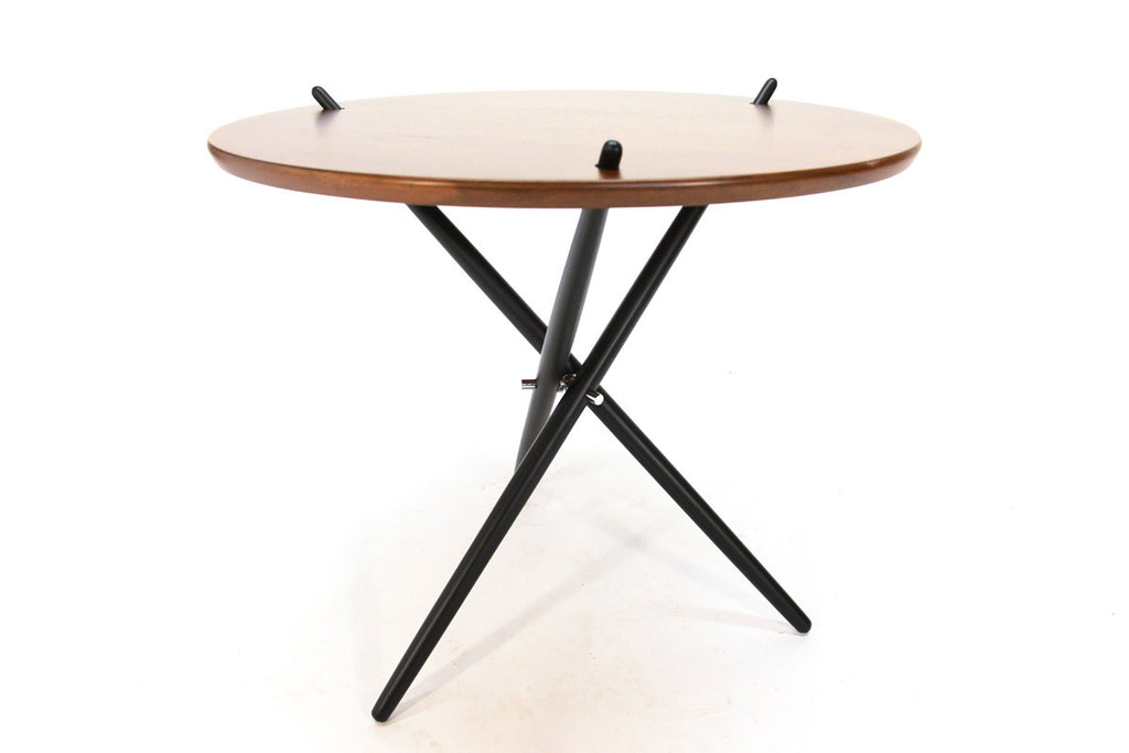 Early Knoll Tripod Table by Hans Bellmann