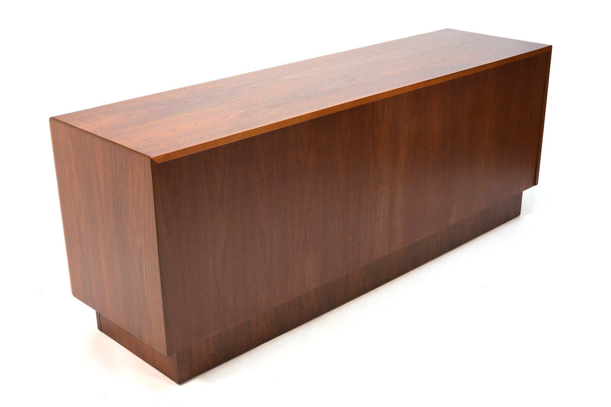 Danish Credenza Los Angeles : Cradenza mid century modern danish credenza with floating hutch