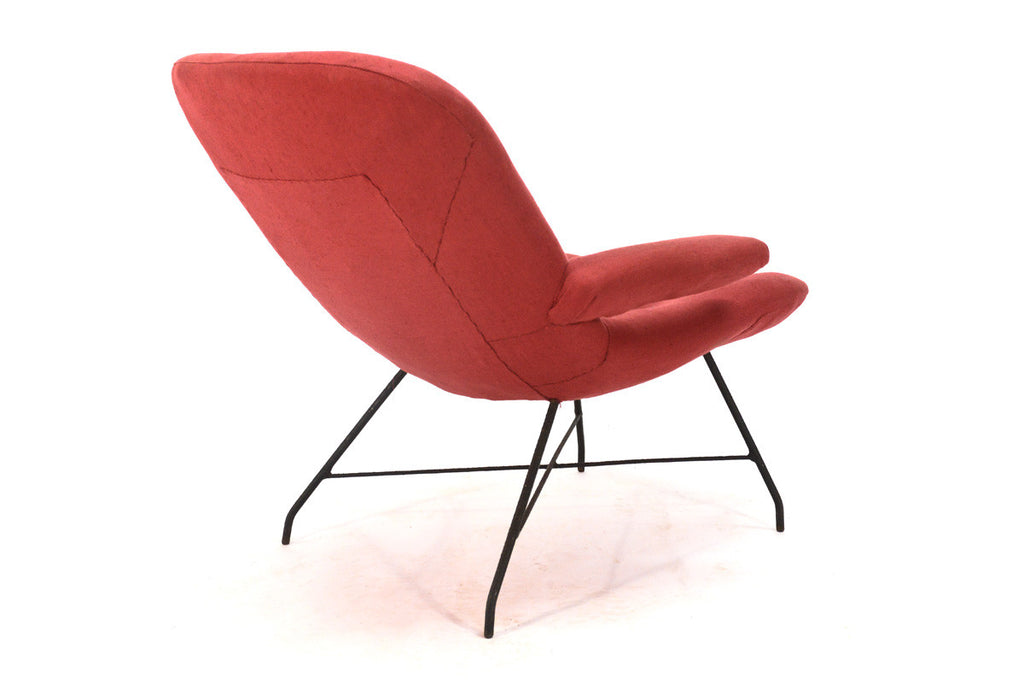 Brazilian Modern Lounge Chair by Martin Eisler