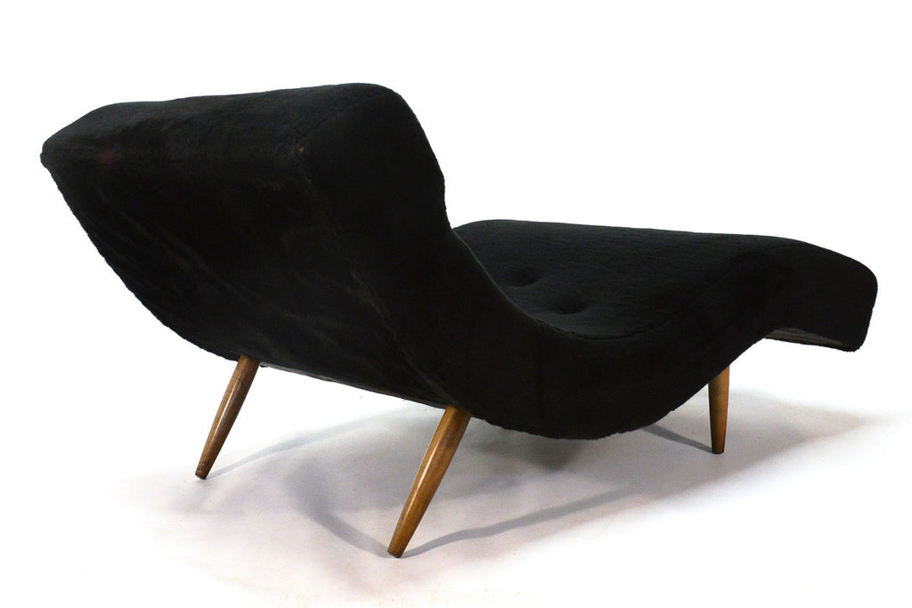 Wave Chaise by Adrian Pearsall