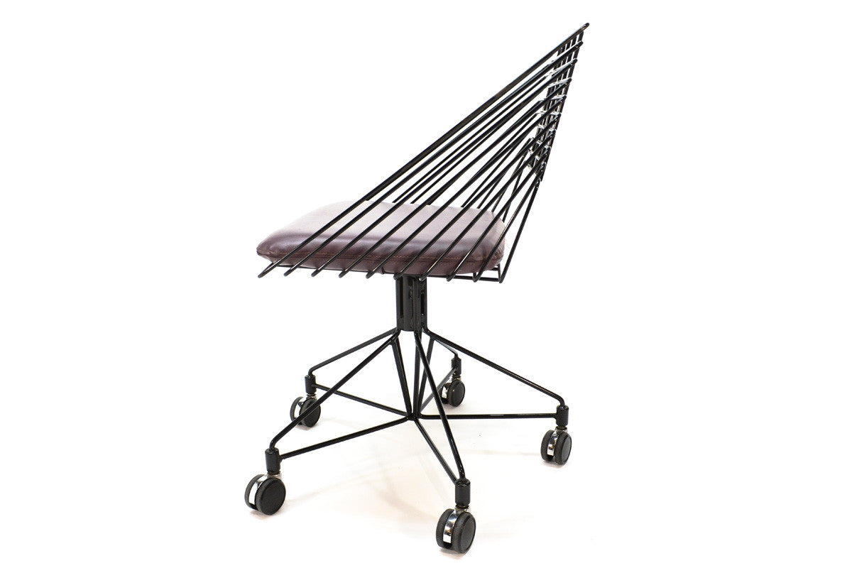 ... Verner Panton Wire Desk Chair ...