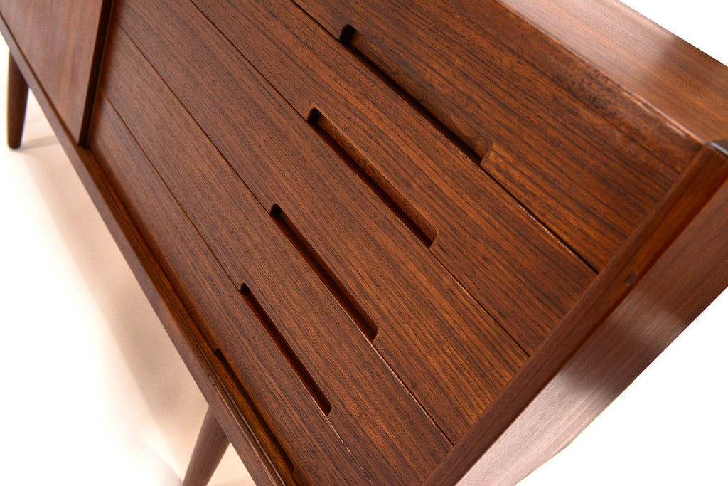 Teak Credenza by Nils Jonsson for Hugo Troeds