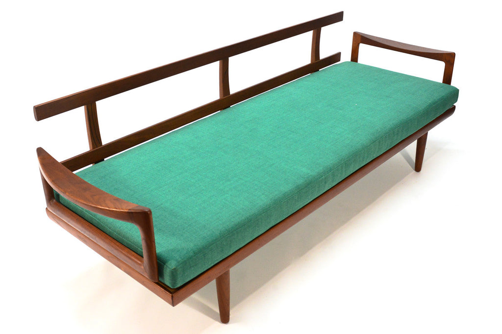 Teak Daybed by Tove and Edvard Kindt-Larsen for Gustav Bahus