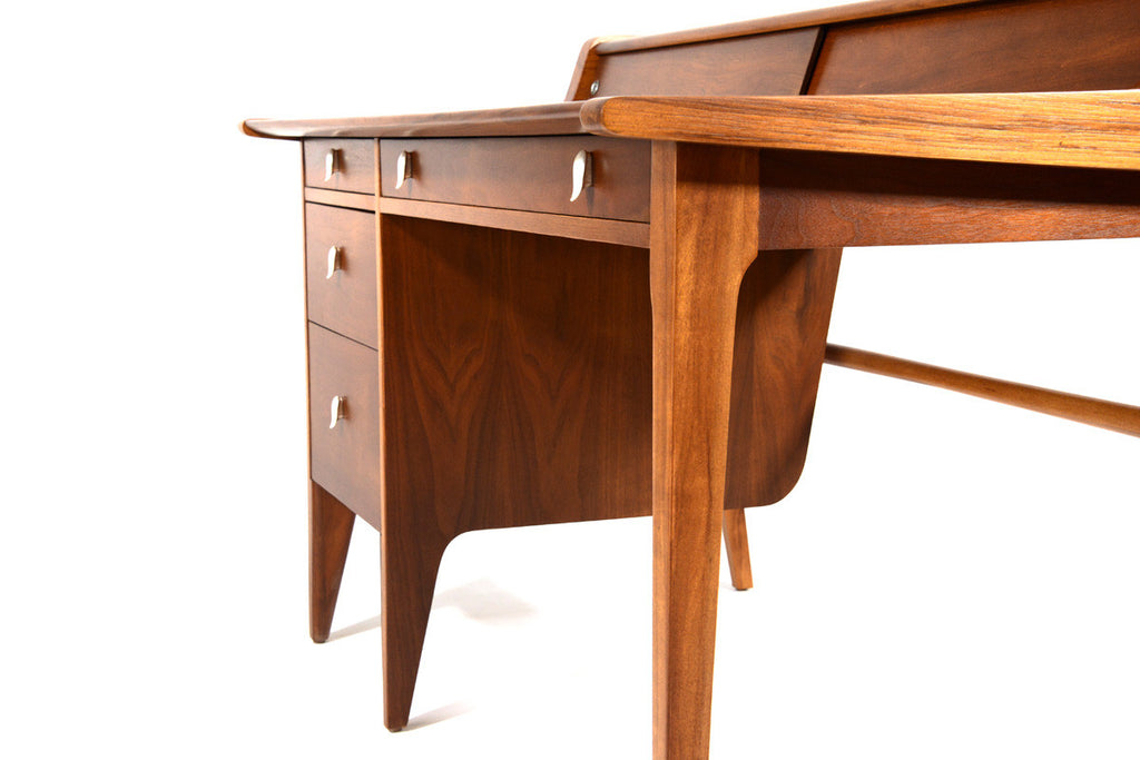 Drexel Profile 'K80' Desk by John Van Koert