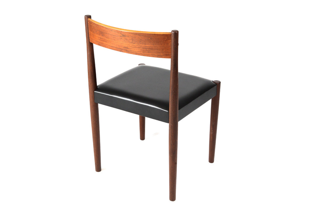 Teak Desk Chair by Poul Volther for Frem Rojle